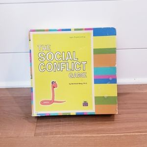The Social Conflict Game
